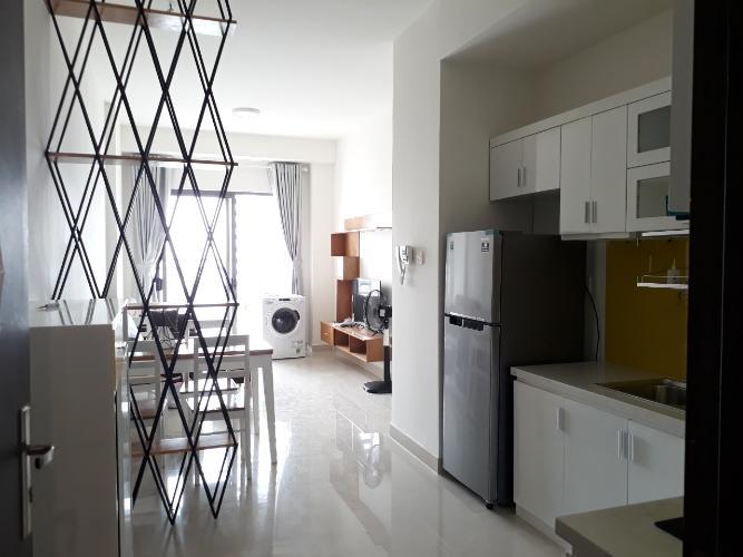 Cho thuê căn hộ tầng thấp - The Sun Avenue, 1 phòng ngủ, diện tích 55.8m2, đầy đủ nội thất.