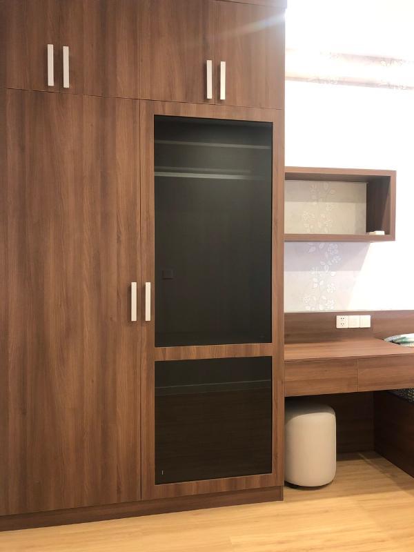1f966850370dd153881c Bán căn hộ Masteri Millennium 2PN, block B, đầy đủ nội thất, view Bitexco