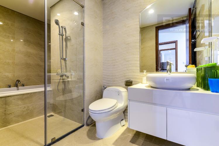 Phòng Tắm 2 Căn hộ Vinhomes Central Park 3 phòng ngủ tầng cao C3 hướng Nam