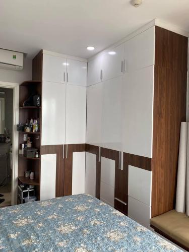 Phòng ngủ Hausneo Quận 9 Căn hộ Hausneo tầng trung, bàn giao nội thất cơ bản.