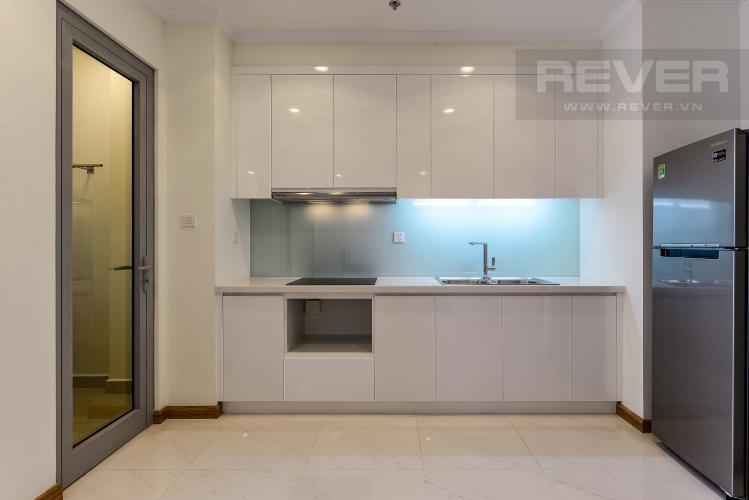 Bếp Căn hộ Vinhomes Central Park 3 phòng ngủ tầng cao C3 đầy đủ nội thất