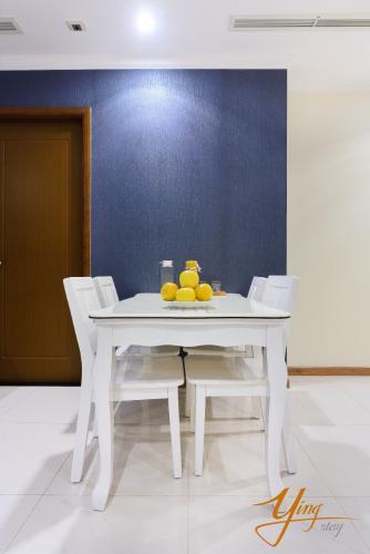 Nội thất căn hộ Vinhomes Central Park Căn hộ Vinhomes Central Park, 3 phòng ngủ đầy đủ nội thất.