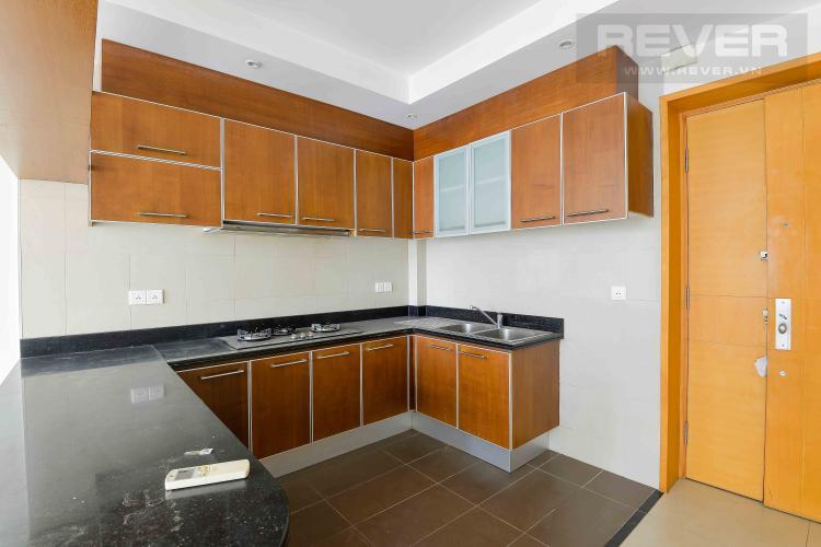 Bếp Cho thuê căn hộ Saigon Pearl tầng thấp, 2PN 2WC, hướng Nam thoáng mát