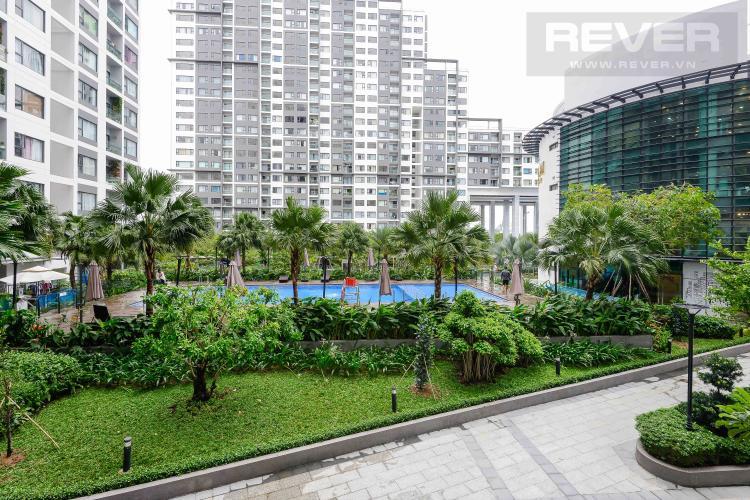 View Bán căn hộ New City Thủ Thiêm 2PN, tháp Babylon, nội thất cơ bản, view hồ bơi