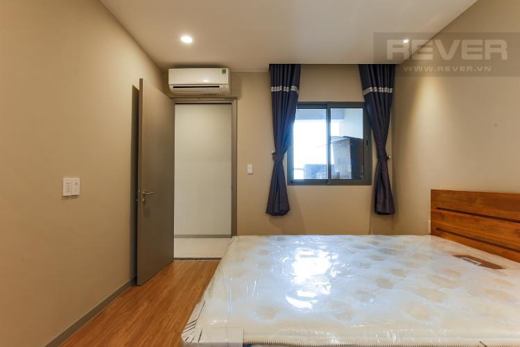 Phòng Ngủ 2 Căn hộ The Gold View 2 phòng ngủ tầng cao tháp A view sông