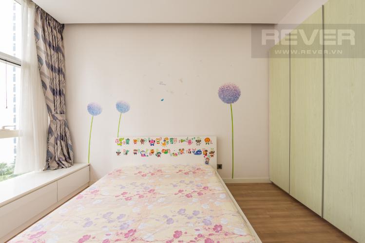 Phòng ngủ 1 Căn hộ The Estella Residence 2 phòng ngủ tầng thấp 3B hướng Bắc