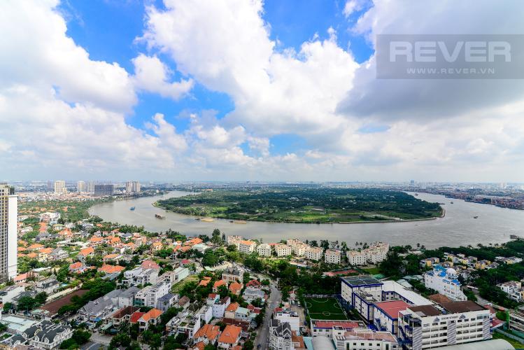 View Bán căn hộ Masteri An Phú 2PN, tháp B, đầy đủ nội thất, view sông thoáng đãng