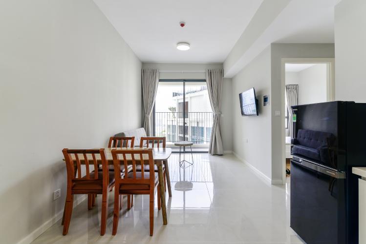 Cho thuê căn hộ Masteri An Phú 2PN, tháp A, đầy đủ nội thất, diện tích 71m2