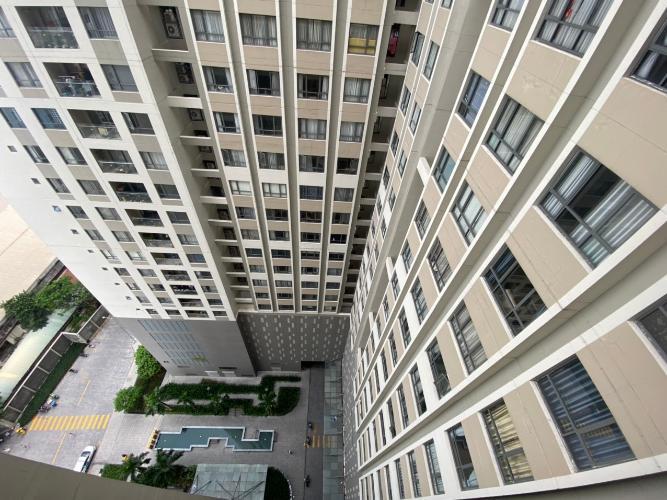 View ban công căn hộ The Gold View Căn hộ The Gold View quận 4, nội thất đầy đủ view thoáng mát
