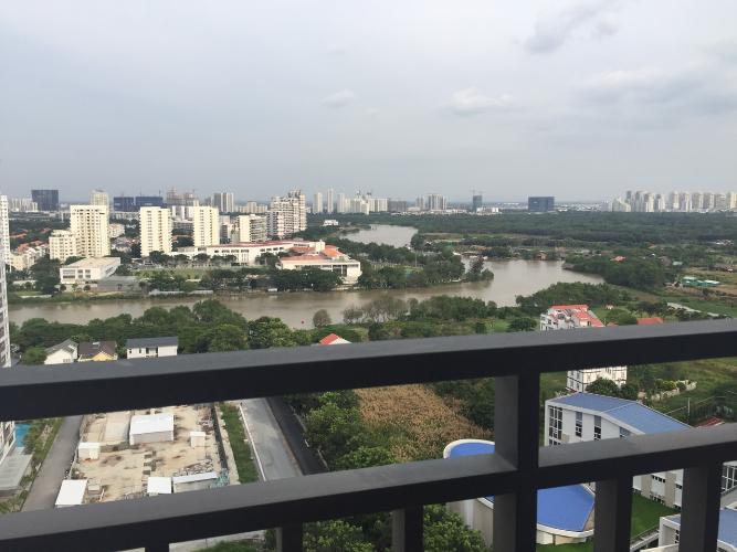 Căn hộ thô Sunrise Riverside Căn hộ Sunrise Riverside tầng cao view thành phố và sông cực đẹp.