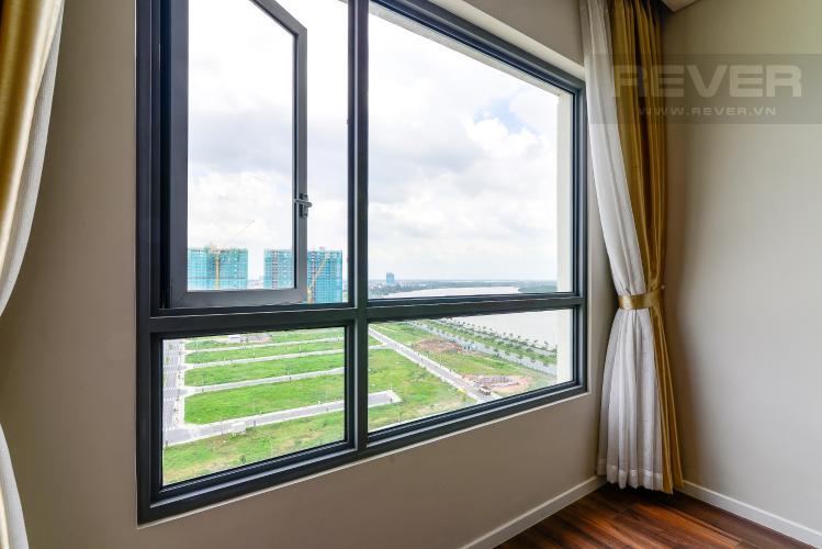 View Phòng Ngủ 1 Bán căn hộ Diamond Island - Đảo Kim Cương 2PN, tháp Bora Bora, nội thất cơ bản, căn góc, view sông thoáng mát