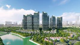 Lối kiến trúc ấn tượng của dự án Sunshine City Sài Gòn Quận 7