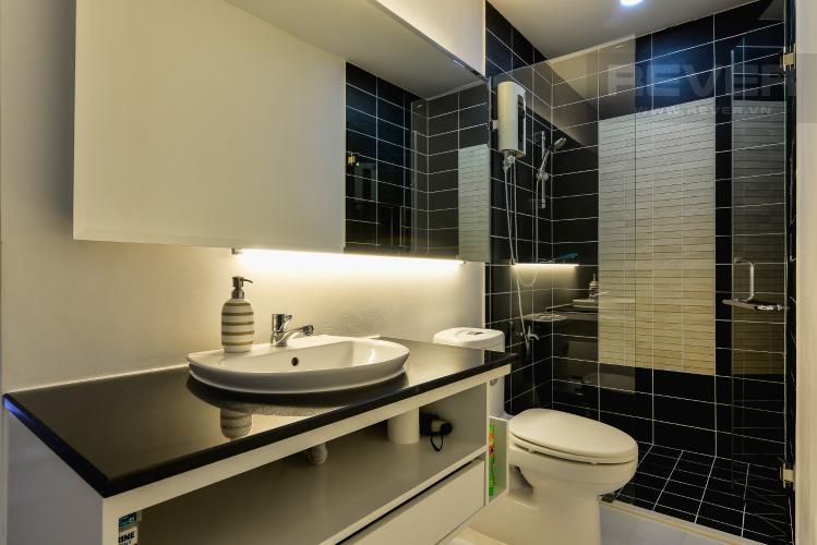 Phòng Tắm Cho thuê nhà đường Nguyễn Thái Học diện tích 47m2 1PN 1WC, nội thất tiện nghi, view khu dân cư