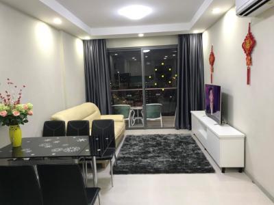 Bán căn hộ The Gold View 2PN, tầng trung, đầy đủ nội thất, view thành phố
