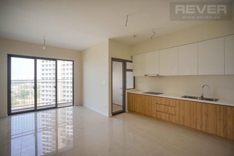 Cho thuê căn hộ Palm Heights 2 phòng ngủ, tầng thấp, diện tích 76m2, nội thất cơ bản