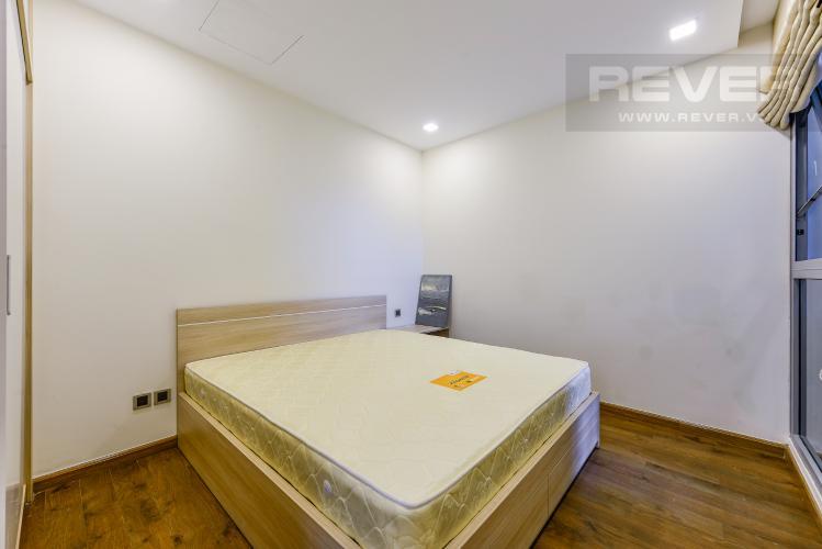 Phòng ngủ 2 Cho thuê căn hộ Vinhomes Central Park tầng trung, 2PN, đầy đủ nội thất, view đẹp