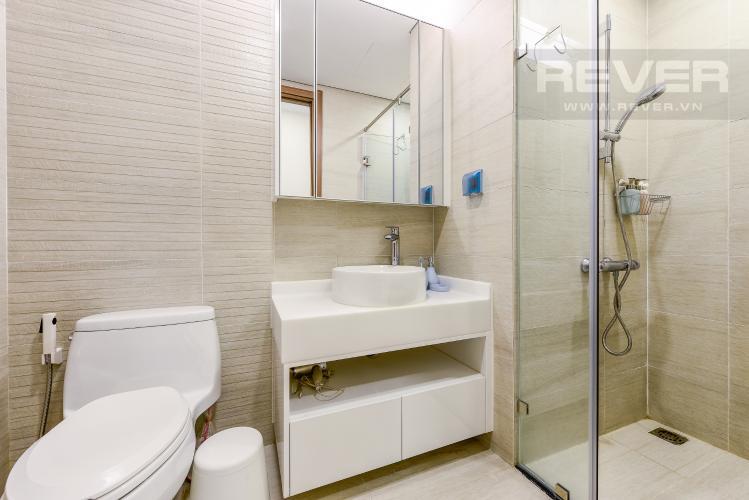Phòng tắm 1 Căn hộ Vinhomes Central Park 3 phòng ngủ tầng thấp P3 nội thất đầy đủ