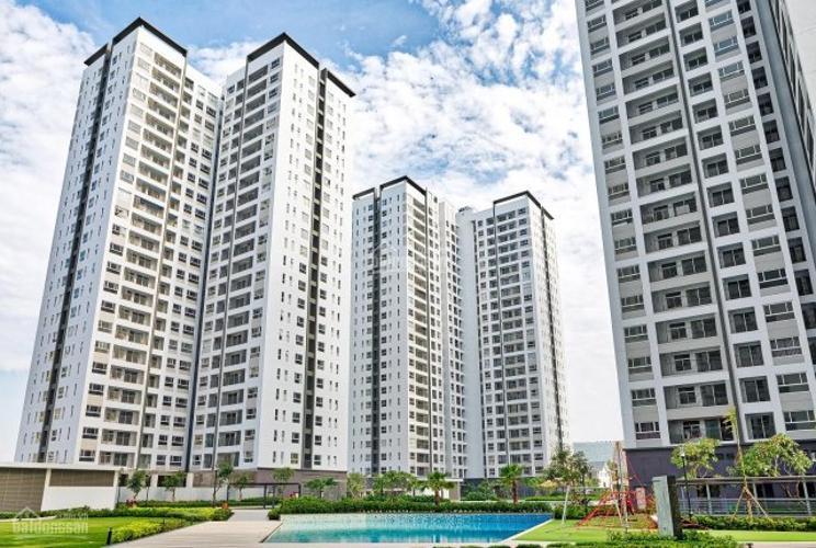 Bán căn hộ  tầng trung Sunrise Riverside, 3 phòng ngủ, diện tích 98.11m2.
