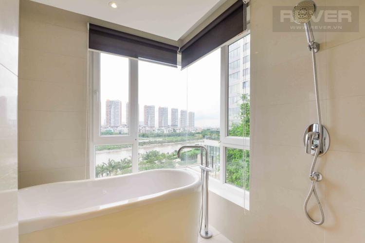 Toilet 3 Cho thuê căn hộ Diamond Island - Đảo Kim Cương 2PN, tháp Brilliant, đầy đủ nội thất, view trực diện sông.