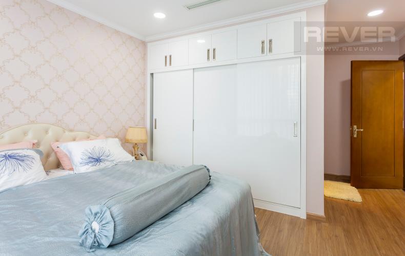 Phòng ngủ Căn hộ Vinhomes Central Park tầng cao tháp C2 view đẹp