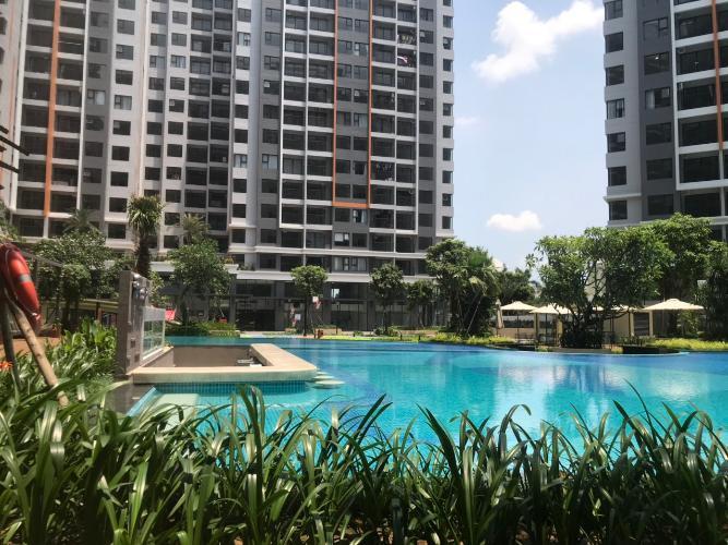 View căn hộ Safira Khang Điền Bán căn hộ Safira Khang Điền tầng trung, 4 phòng ngủ, diện tích 132m2.