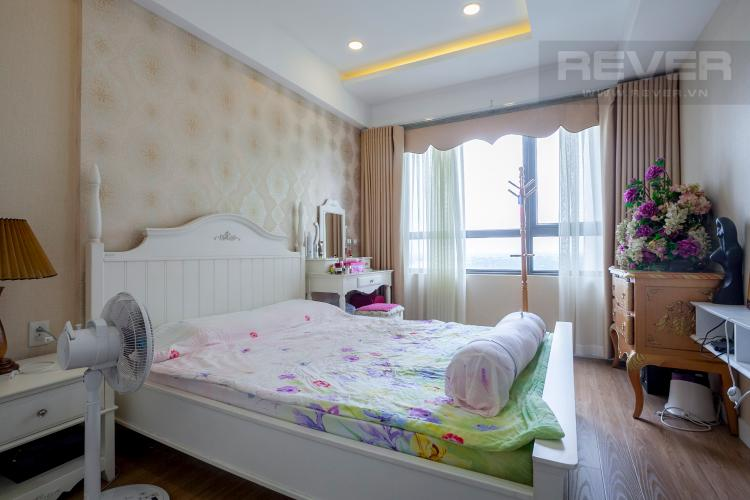 Phòng Ngủ 2 Căn hộ Masteri Thảo Điền 3 phòng ngủ tầng trung T5 view nội khu
