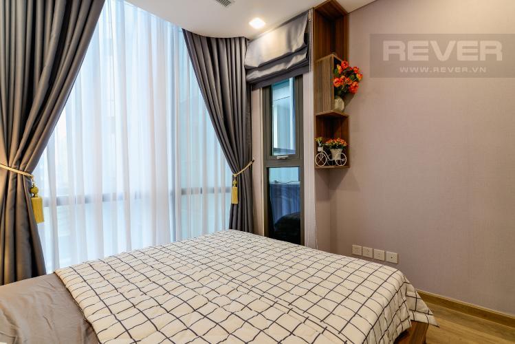 Phòng Ngủ 2 Cho thuê căn hộ Vinhomes Central Park tầng cao, 2PN với hệ thống nội thất tiện nghi, sang trọng