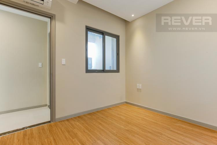 Phòng Ngủ 2 Căn hộ The Gold View 2 phòng ngủ tầng trung A1 nội thất cơ bản