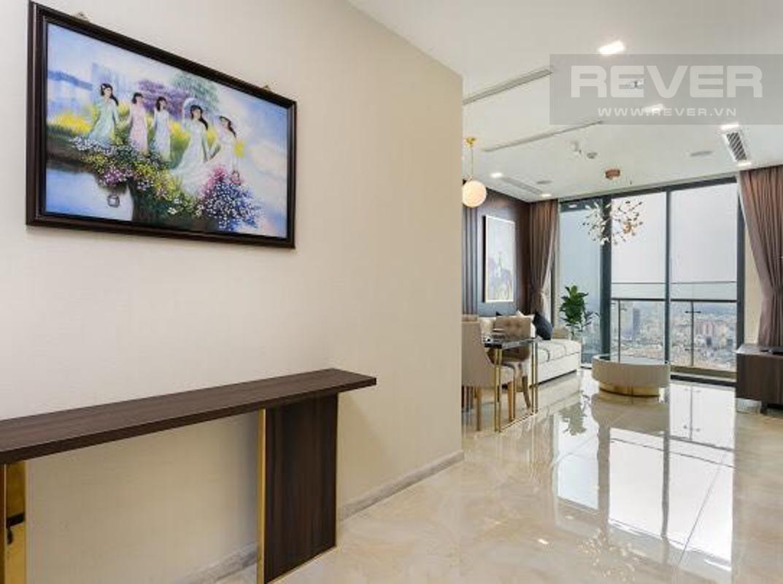 8788913f4b62ad3cf473 Cho thuê căn hộ Vinhomes Golden River 2PN, tầng cao, tháp The Aqua 2, đầy đủ nội thất, view sông và tháp Landmark 81