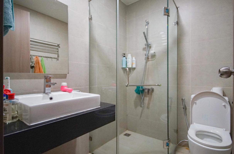 10 Cho thuê căn hộ 2 phòng ngủ Galaxy 9, tầng cao, đầy đủ nội thất, view thành phố thoáng rộng