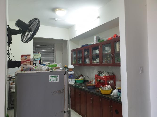 Phòng bếp căn hộ chung cư An Hội 3, Gò Vấp Căn hộ chung cư An Hội 3 bàn giao nội thất cơ bản, hướng Tây Nam.
