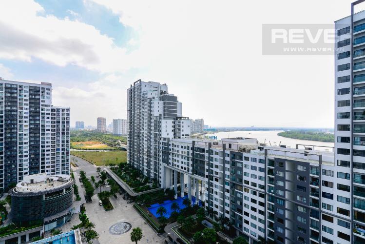 View Bán căn hộ New City Thủ Thiêm diện tích 61m2, 2PN 2WC, view nội khu