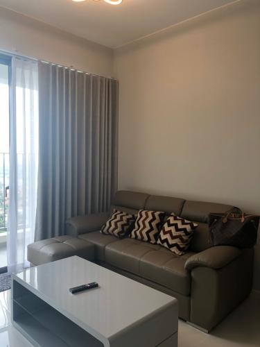 Phòng khách Masteri An Phú Quận 2 Căn hộ Masteri An Phú tầng cao nội thất đầy đủ, view sông và thành phố