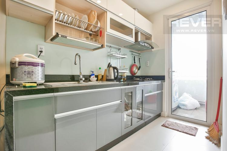 Bếp Căn hộ Lexington Residence tầng cao hướng Bắc LD full nội thất