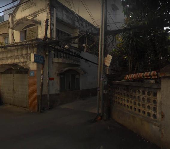hẻm Nhà phố hướng Tây Nam, gần đại lộ Võ Văn Kiệt.