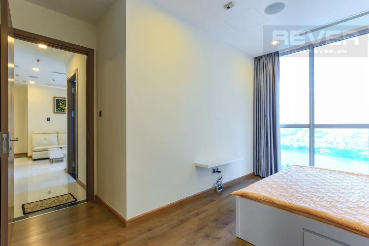 Phòng Ngủ 1 Căn hộ Vinhomes Central Park 2 phòng ngủ, tầng cao P6, view sông
