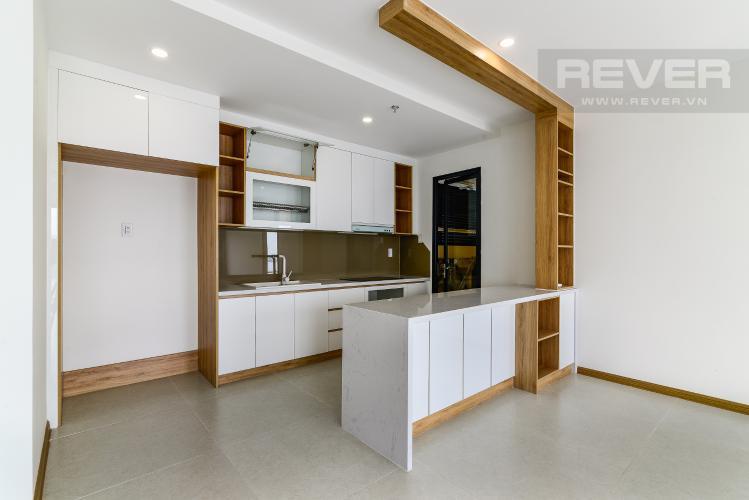 Nhà Bếp Cho thuê căn hộ New City Thủ Thiêm tầng trung, tháp Bali, 3PN, đầy đủ nội thất