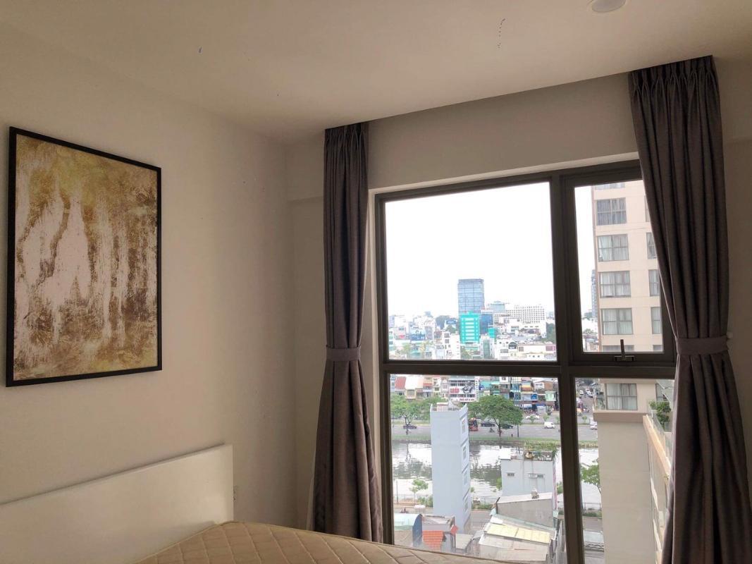 af876d89ea860cd85597 Cho thuê căn hộ Masteri Millennium 2PN, tầng cao, block B, đầy đủ nội thất, view thành phố