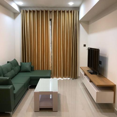 Bán căn hộ Saigon Royal 1 phòng ngủ, tầng trung, tháp A, đầy đủ nội thất