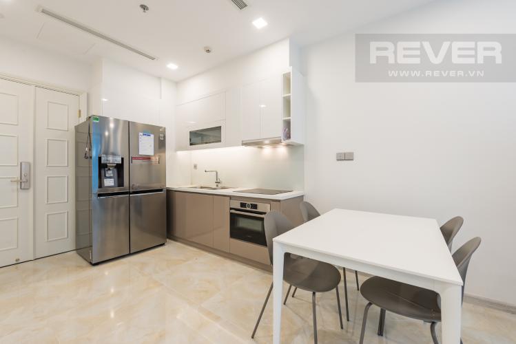 Bếp Căn hộ Vinhomes Golden River 1PN, đầy đủ nội thất, có thể dọn vào ở ngay