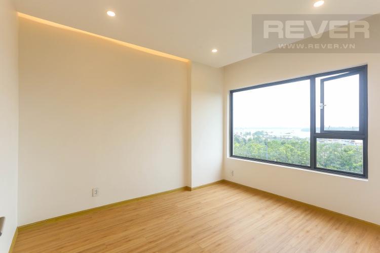 Phòng Ngủ 1 Căn hộ New City Thủ Thiêm tầng thấp 2PN, nội thất cơ bản