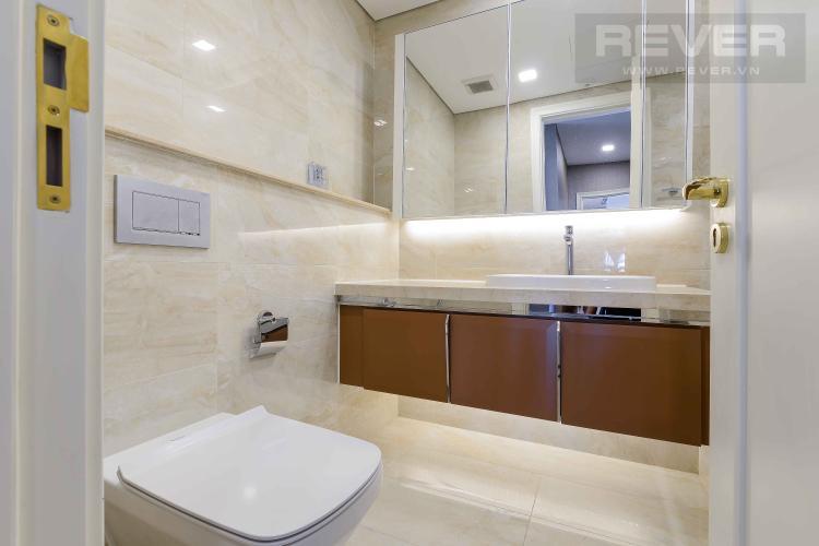 Toilet 1 Bán căn hộ Vinhomes Golden River tầng cao, diện tích 150m2, 3PN 3WC, nội thất cao cấp