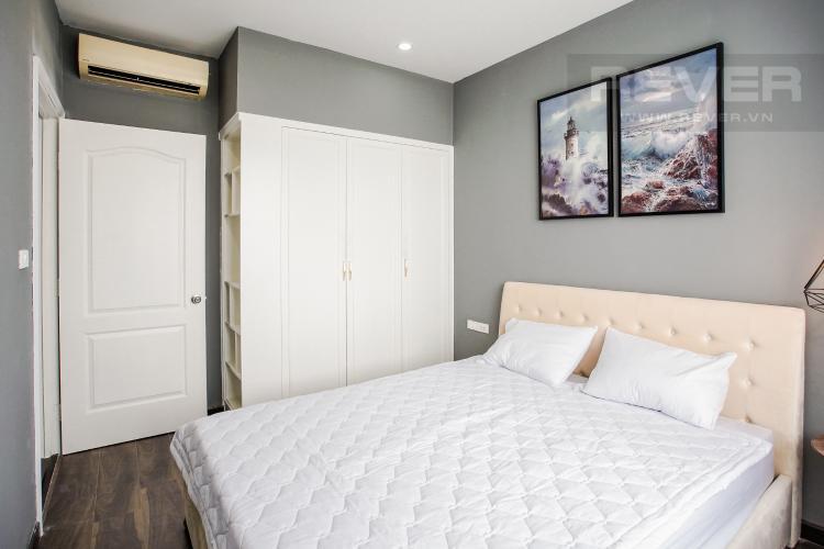 Phòng Ngủ 2 Cho thuê căn hộ Grand View 3 phòng ngủ, đầy đủ tiện ích, view sông