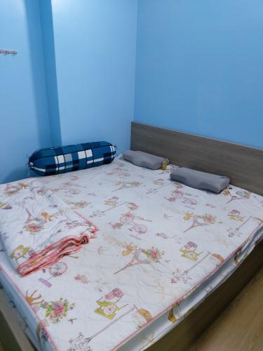 Phòng ngủ căn hộ chung cư LDG Sky, Dĩ An Căn hộ chung cư LDG Sky ban công Đông Nam, view thành phố tuyệt đẹp.