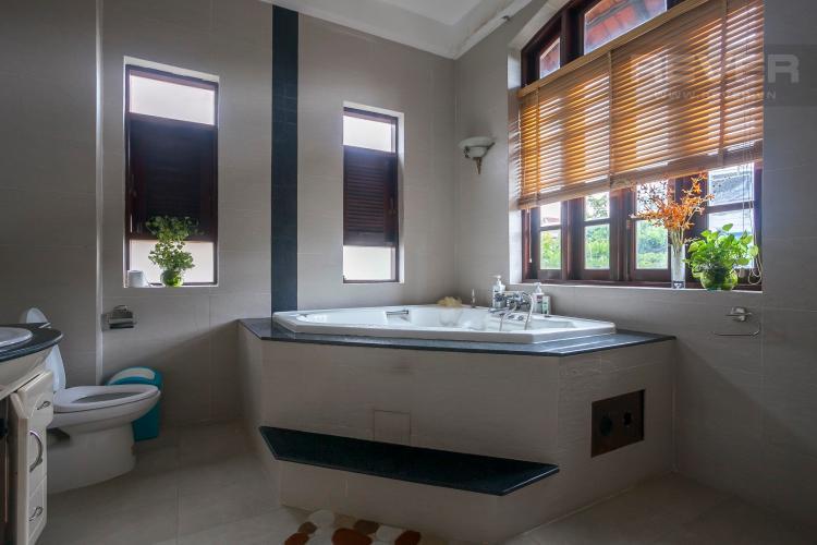 Phòng Tắm Cho thuê nhà phố Quận 2 5PN, đầy đủ nội thất