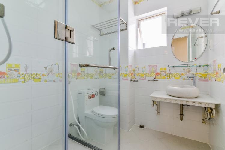 Phòng Tắm 2 Căn hộ D5 Chung cư Thế Hệ Mới 2 phòng ngủ nội thất đầy đủ
