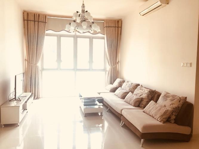 Cho thuê căn hộ The Vista An Phú 2PN, diện tích 101m2, đầy đủ nội thất, view hồ bơi