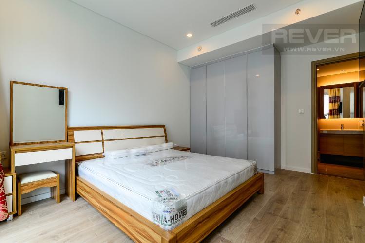 Phòng Ngủ 1 Cho thuê căn hộ Sadora Apartment 88m2 2PN 2WC, nội thất cao cấp, view hồ bơi
