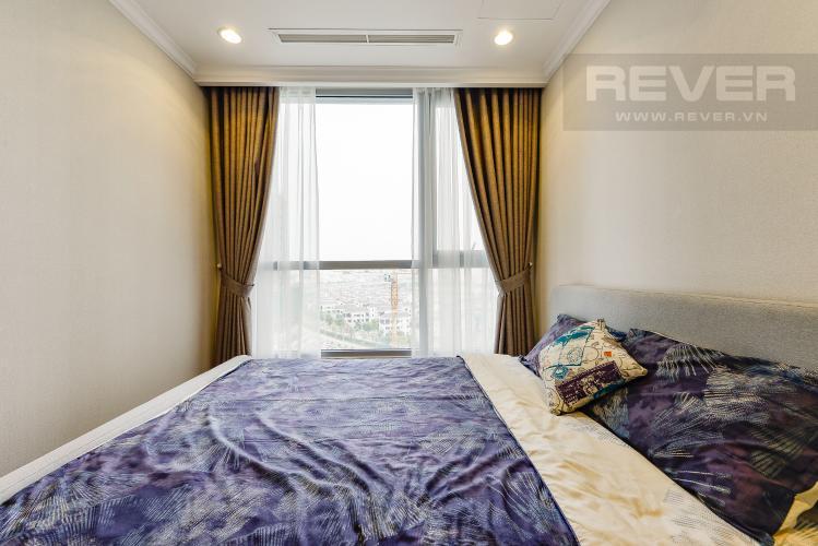 Phòng ngủ 3 Căn góc Vinhomes Central Park 3 phòng ngủ tầng thấp Landmark 2