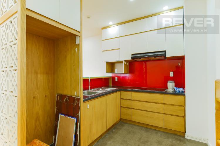 Phòng Bếp Căn hộ tầng cao chung cư Bình Khánh thiết kế đẹp, đầy đủ tiện nghi